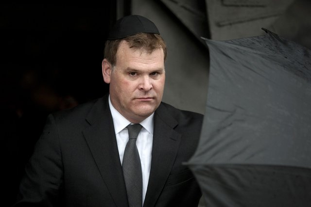 Le chef de la diplomatie canadienne John Baird,... (Photo: AP)