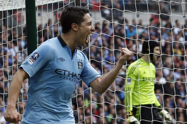Samir Nasri... (Photo Suzanne Plunkett, archives Reuters)