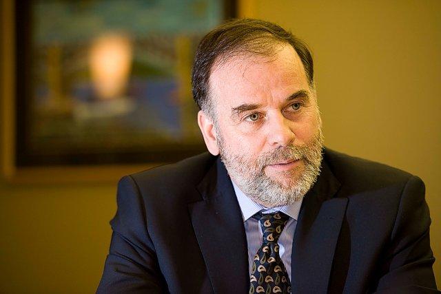 Le ministre de l'Enseignement supérieur, de la Recherche,... (Photothèque Le Soleil, Steve Deschênes)