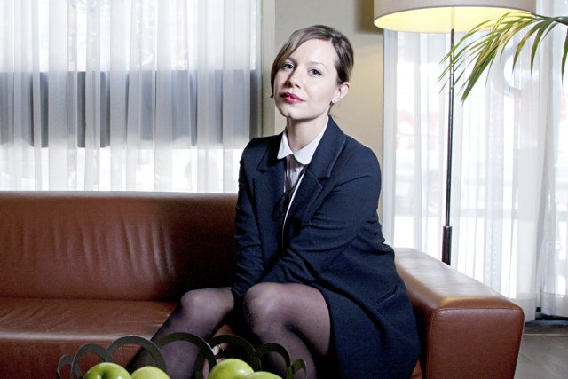 Au cours des huit derniers mois, Magalie Lépine-Blondeau... (Photo: Anne Gauthier, La Presse)