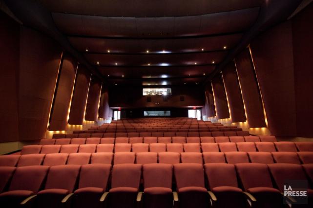 Le cinéma Excentris à Montréal.... (PHOTO HUGO-SEBASTIEN AUBERT, ARCHIVES LA PRESSE)