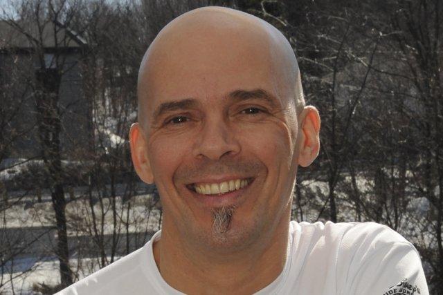 Moreno Tomei a participé deux fois au Marathon... (photo Danièle Francis, archives La Voix de l'ESt)