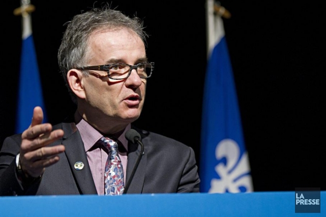 Réjean Hébert... (Photo Anne Gauthier, La Presse)