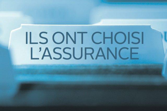 Portraits de passionn s de l 39 assurance fran ois olivier for Assurance la capitale maison