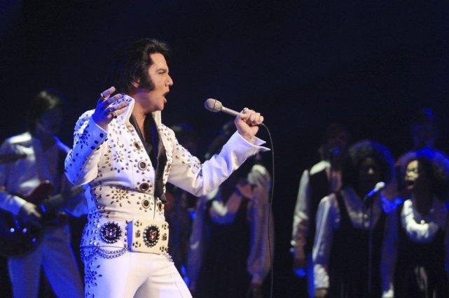 Elvis Experience sera une reconstitution historique du spectacle... (Le Soleil, Pascal Ratthé)