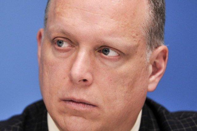 Le ministre de la sécurité publique, Stéphane Bergeron... (Martin Roy)
