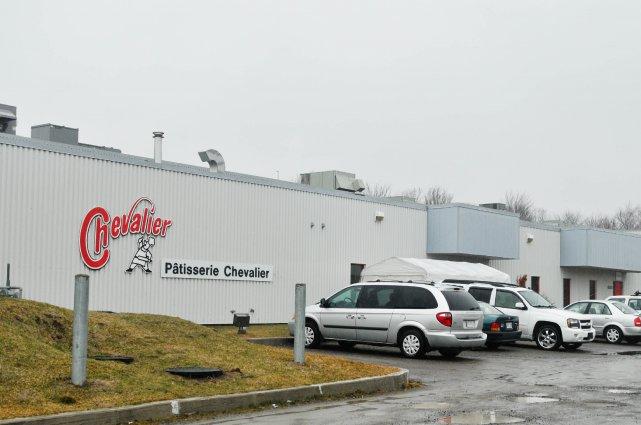 Canada Bread a annoncé la fermeture de la... (PHOTO: ÉMILIE O'CONNOR)