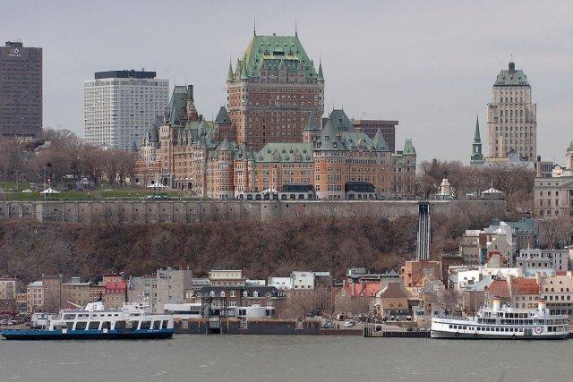 Le traversier qui fait la navette entre Québec... (Photo Jean-Marie Villeneuve, archives le Soleil)