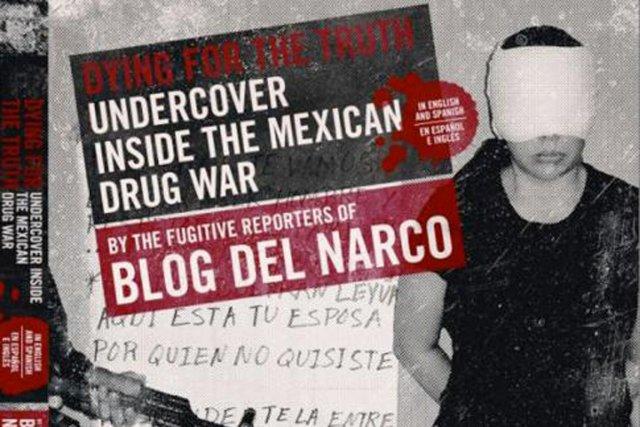 Un livre relatant l'histoire du Blog del Narco... (PHOTO COURRIERINTERNATIONAL.COM)