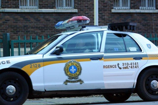 La Sûreté du Québec enquête sur le décès d'un bébé de six semaines, à... (Archives Rocket Lavoie)