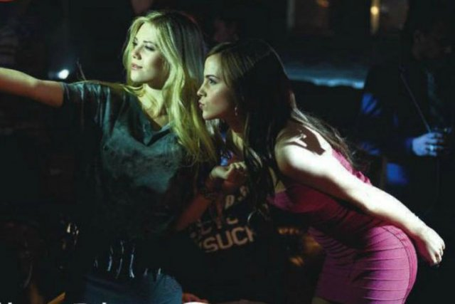 Une scène de The Bling Ring, film d'ouverture d'Un... (Photo: AP)