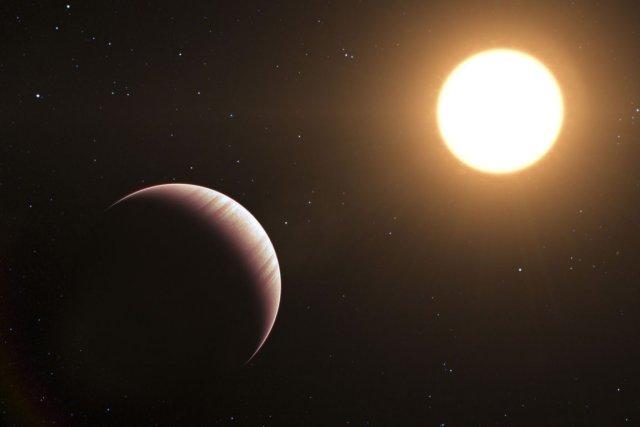 Les deux exoplanètes retrouvées sont les plus éloignées... (Photo Archives AFP)