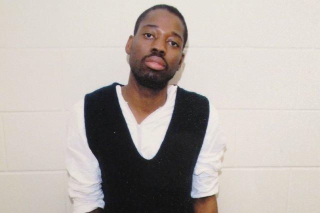 Edens Kenol, après sont arrestation.... (Photo fournie par la Cour.)