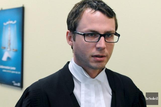 Le procureur Jean-Roch Parent... (Photothèque Le Soleil, Erick Labbé)