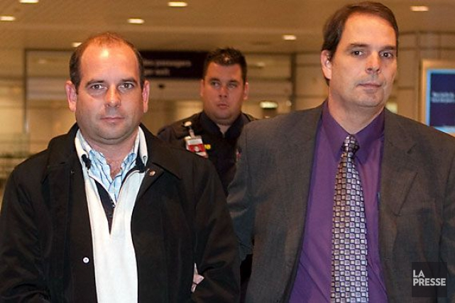 Le dernier accusé, Louis-Pierre Lafortune, a annoncé lundi... (PHOTO ANDRÉ PICHETTE, ARCHIVES LA PRESSE)