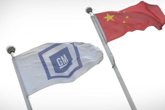 Pour profiter de cette croissance, le groupe GM,... (Photo : Peter Parks, AFP)