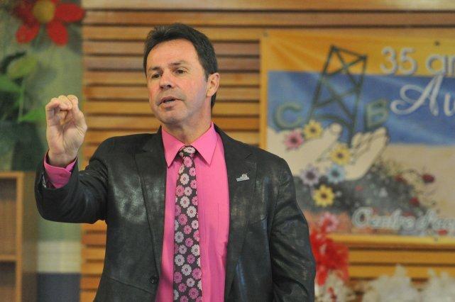 Le maire de Shawinigan, Michel Angers, a fait... (Stéphane Lessard)