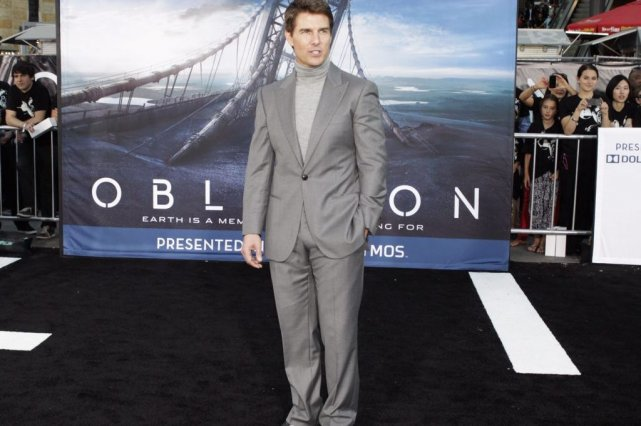 Tom Cruise... (Photo Fred Prouser, Reuters)