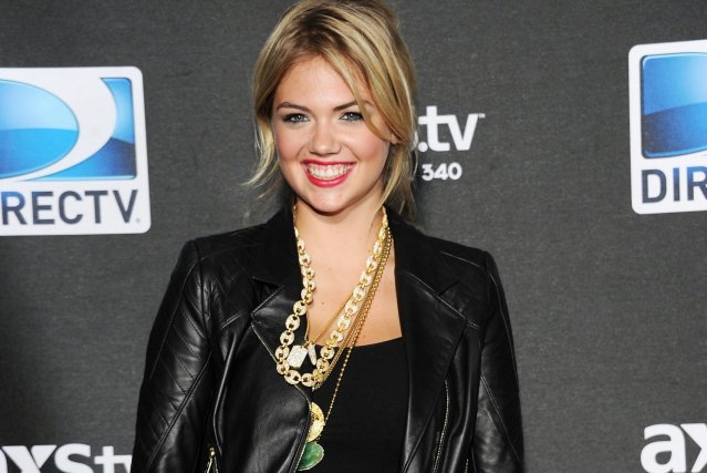 Kate Upton... (Photo Associated Press)