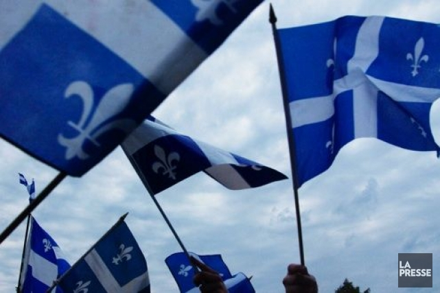 Le parti québécois (PQ) donne le coup d'envoi à une nouvelle campagne de... (Photothèque Le Soleil)
