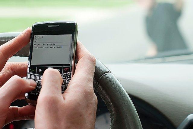 Au Québec, l'utilisation du cellulaire au volant, et surtout le fait de ... (Photothèque Le Soleil)