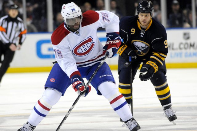 P.K. Subban croit que le Canadien doit retrouver... (Photo Doug Benz, Reuters)