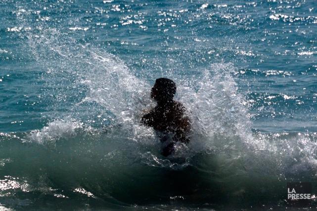 Louer son appartement pour profiter de la plage...... (Photo Bernard Brault, archives La Presse)