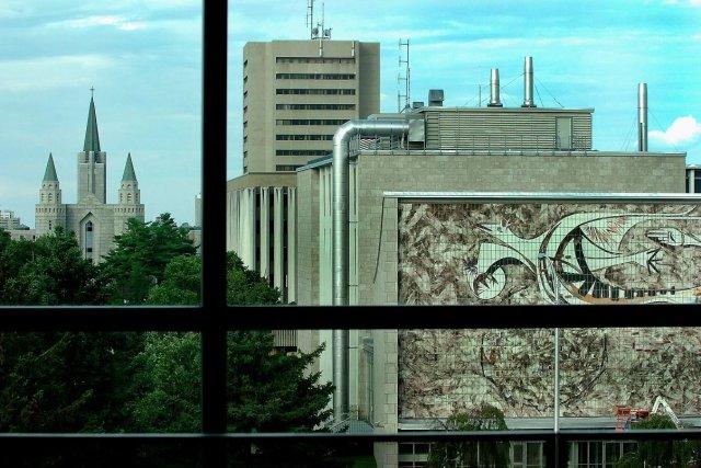 Le campus de l'Université Laval à Québec... (Photothèque Le Soleil, Jean-Marie Villeneuve)