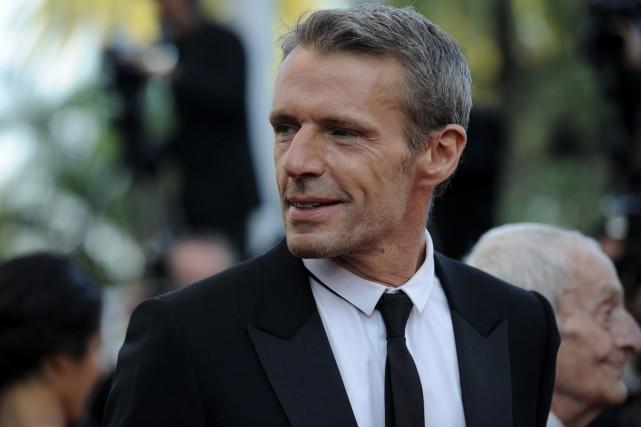 Lambert Wilson au Festival de Cannes en mai... (Photo: archives AFP)