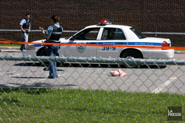 Fredy Villanueva a été abattu par un policier... (Archives La Presse)