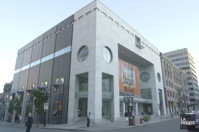 Le Musée des beaux-arts de Montréal (MBAM)... (Photo: Robert Skinner, archives La Presse)