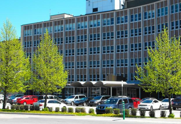 Hôpital de Roberval... (Photo archives)