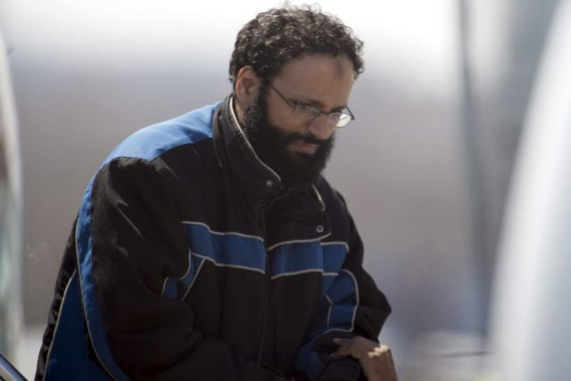 Chiheb Esseghaier... (Photo La Presse Canadienne)