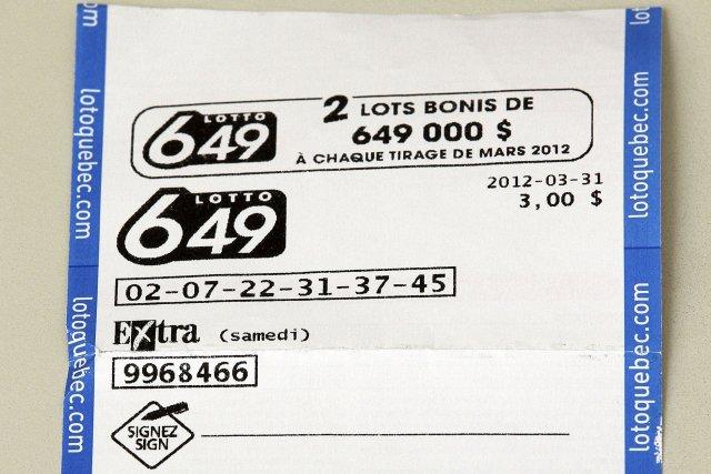 lotto de 6 49