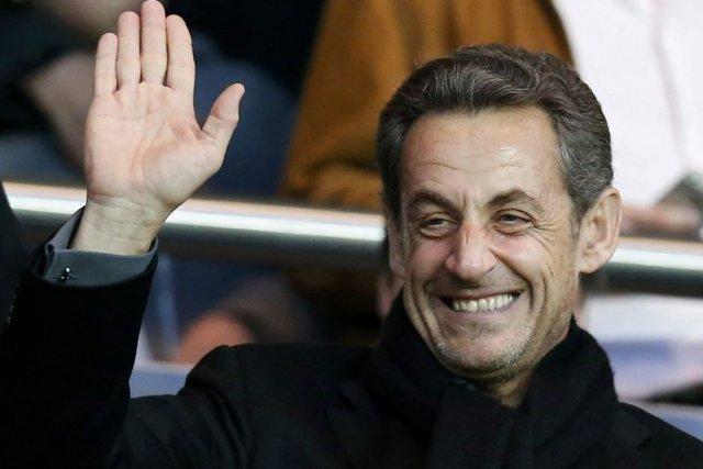 Sarkozy devant la chambre de commerce de montr al montr al for Chambre de commerce tuniso canadienne