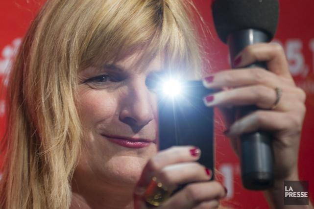 Marie-France Bazzo dirigera C'est pas trop tôt, dans... (Photo: Olivier Pontbriand, archives La Presse)