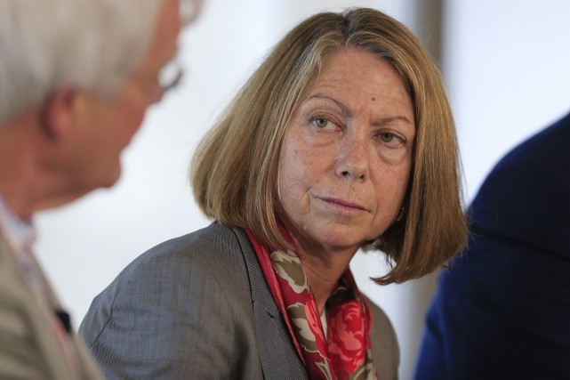 Jill Abramson... (Photo: archives Bloomberg News)