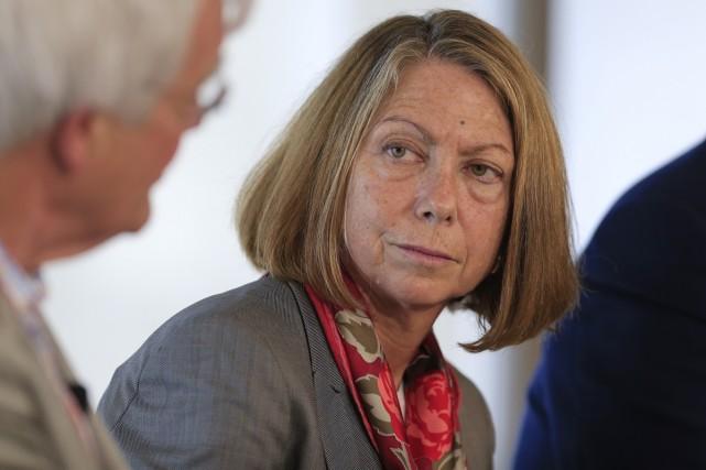 Jill Abramson... (Photo: archives Bloomberg News)