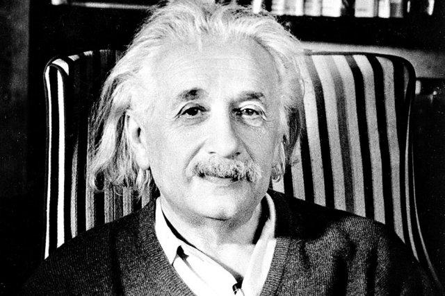 La théorie de la relativité, qui date de... (Photothèque Le Soleil)