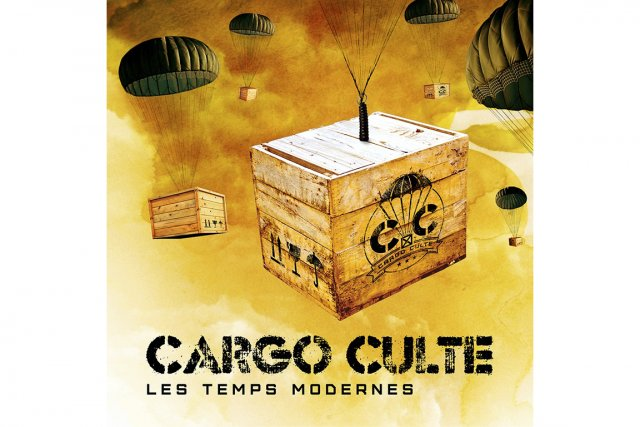 Plaster, Gatineau... voici Cargo Culte: le poète rapper Éric Brousseau (jadis...
