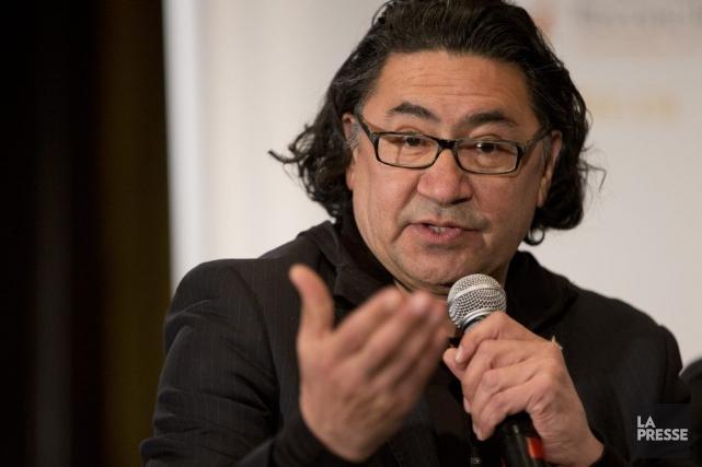 Le député d'Abitibi-Baie-James-Nunavik-Eeyou, Romeo Saganash, est un des... (La Presse, David Boily)