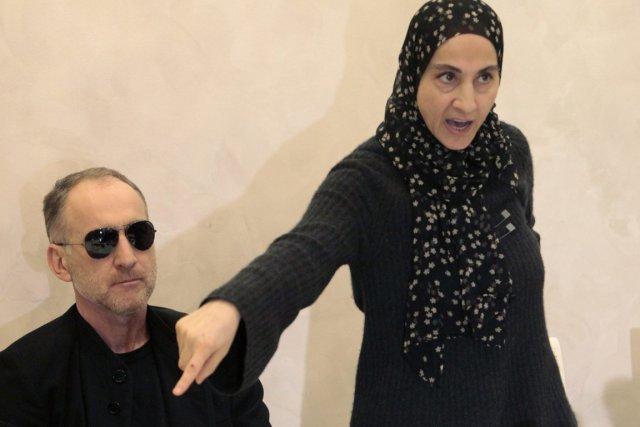 Zoubeïdat Tsarnaeva, la mère des deux poseurs de... (Photo : Musa Sadulayev, archives AP)