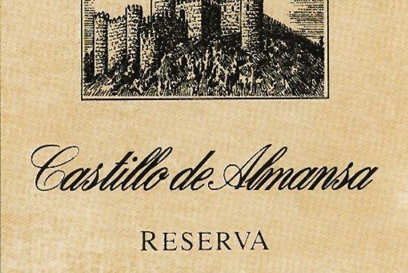 GOURMAND - Castillo de Almansa Reserva Almansa, Code...