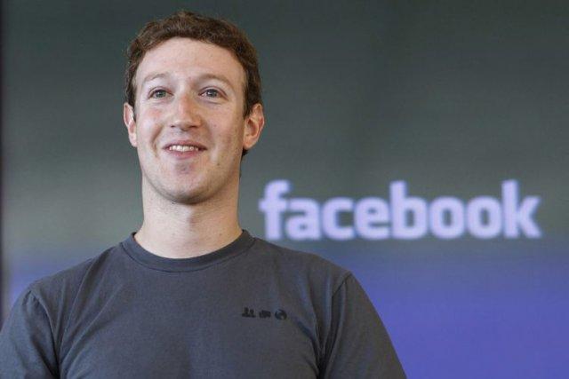 Mark Zuckerberg... (Photo: AP)
