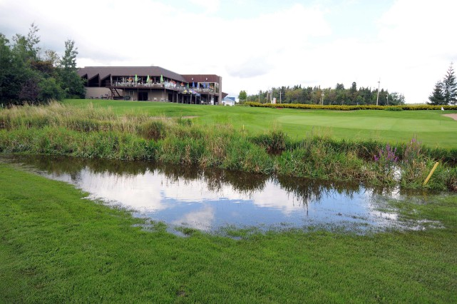 Le Club de golf de Chicoutimi.... (archives)