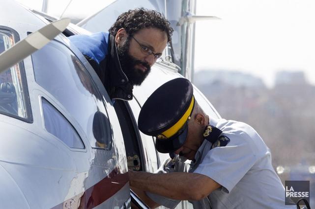 En annonçant l'arrestation de Chiheb Esseghaier (photo) et... (Photo: PC)