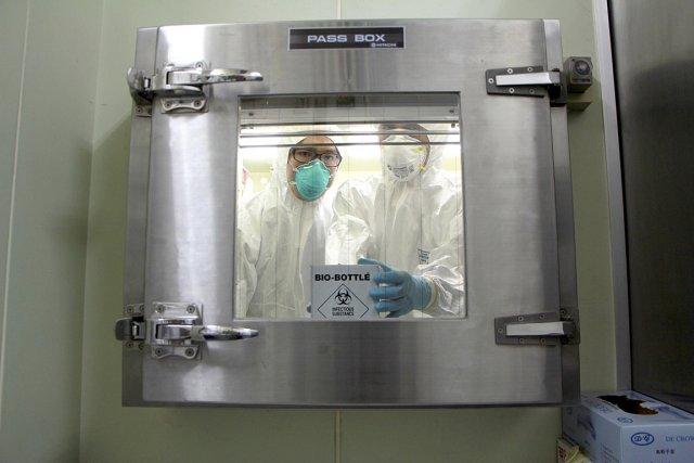 Dans l'éventualité d'une propagation de H7N9 entre humains... (Photo: Reuters)