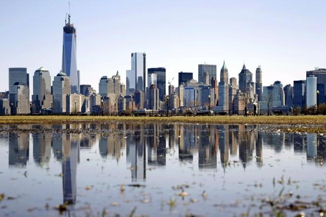 New York fait partie des 14 villes qui... (PHOTO MEL EVANS, AP)