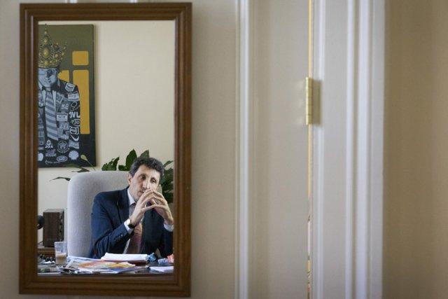 Amir Khadir veut que le Directeur général des... (Photo: Ivanoh Demers, La Presse)