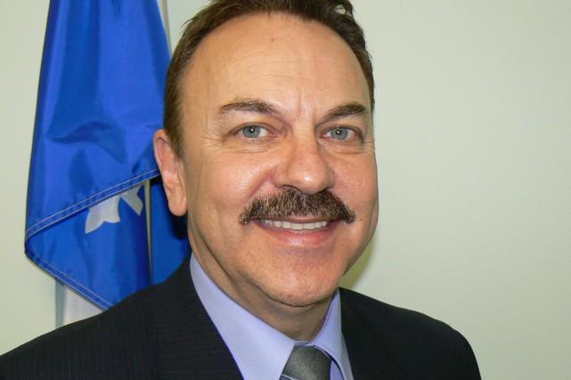 Paul Labranche, maire de Saint-Adelphe... (Photo: Sylvain Mayer)